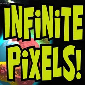 Acheter Infinite Pixels Clé Cd Comparateur Prix