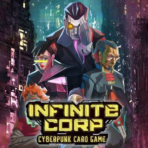 Acheter InfiniteCorp Cyberpunk Card Game Nintendo Switch comparateur prix
