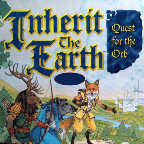 Inherit the Earth Quest for the Orb