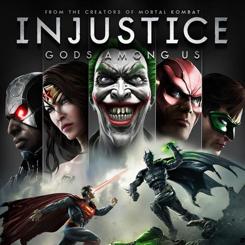 Acheter Injustice Gods Among Us Nintendo Wii U Download Code Comparateur Prix