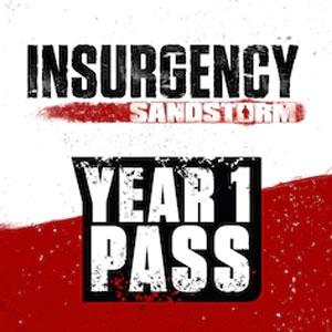 Insurgency Sandstorm Year 1 Pass