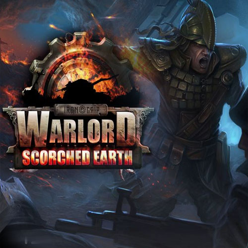 Iron Grip Warlord Scorched Earth