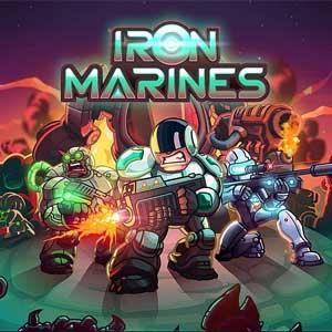 Acheter Iron Marines Clé CD Comparateur Prix