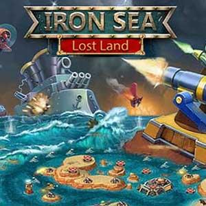 Iron Sea Lost Land