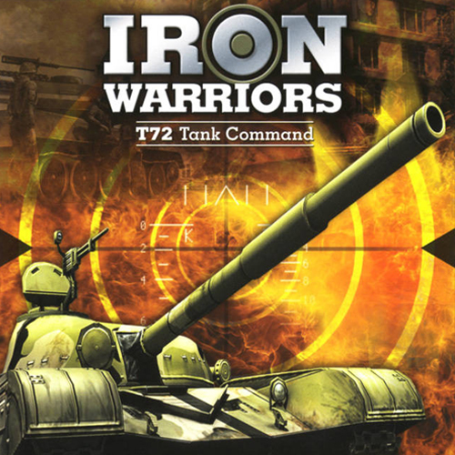 Iron Warriors T 72 Tank Command