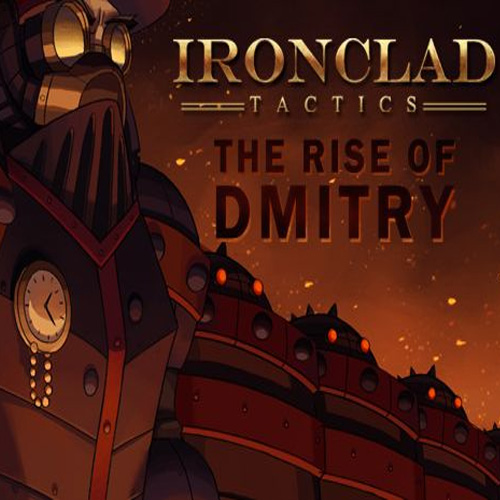 Acheter Ironclad Tactics The Rise of Dmitry Clé Cd Comparateur Prix