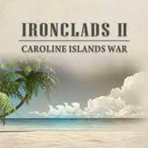Ironclads 2 Caroline Islands War 1885