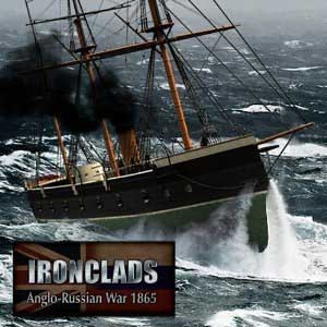 Acheter Ironclads Anglo Russian War 1866 Clé Cd Comparateur Prix