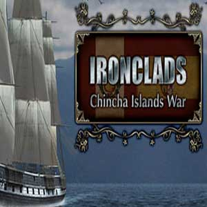 Acheter Ironclads Chincha Islands War 1866 Clé Cd Comparateur Prix
