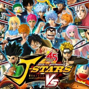 Telecharger J-Stars Victory VS PS3 code Comparateur Prix