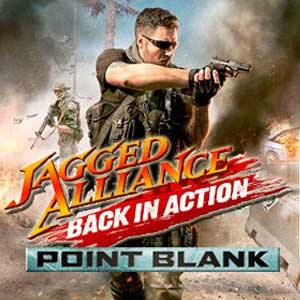 Acheter Jagged Alliance Back in Action Point Blank Clé Cd Comparateur Prix