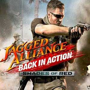 Acheter Jagged Alliance Back in Action Shades of Red Clé Cd Comparateur Prix