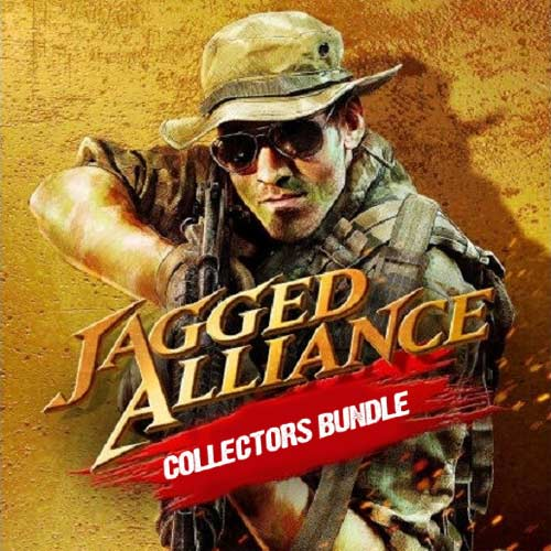 Acheter Jagged Alliance Collectors Bundle clé CD Comparateur Prix