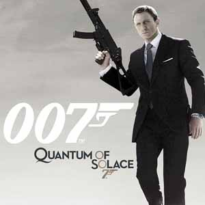 Acheter James Bond Quantum of Solace Xbox 360 Code Comparateur Prix