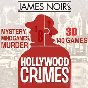 James Noirs Hollywood Crimes 3D