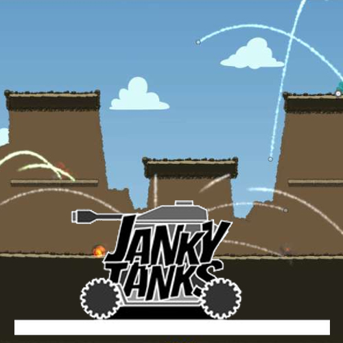 Acheter Janky Tanks Clé Cd Comparateur Prix
