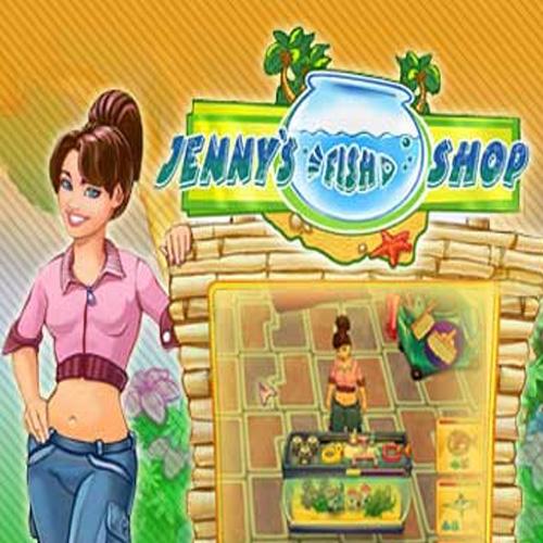 Acheter Jennys Fish Shop Clé Cd Comparateur Prix