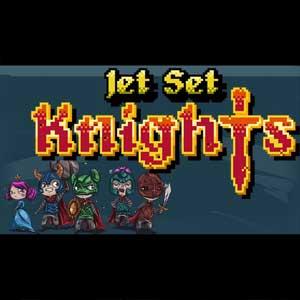 Acheter Jet Set Knights Clé Cd Comparateur Prix