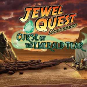Acheter Jewel Quest Mysteries Curse of the Emerald Tear Clé Cd Comparateur Prix