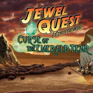 Jewel Quest Mysteries Curse of the Emerald Tear