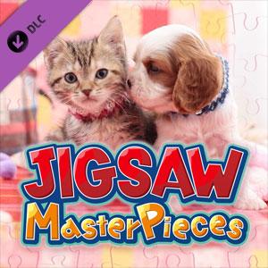 Jigsaw Masterpieces Little Kittens Kenta Igarashi