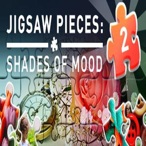 Acheter Jigsaw Pieces 2 Shades of Mood Clé CD Comparateur Prix