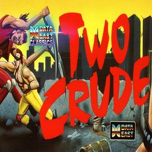 Johnny Turbos Arcade Two Crude Dudes