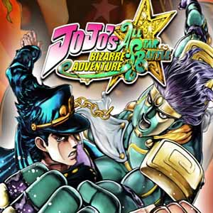 Telecharger Jojos Bizarre Adventure All Star Battle PS3 code Comparateur Prix