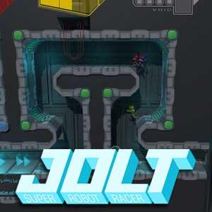 JOLT Super Robot Racer