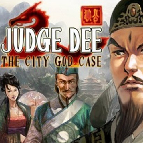 Acheter Judge Dee The City God Case Clé Cd Comparateur Prix
