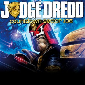 Judge Dredd Countdown Sector 106