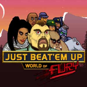 Just Beat Em Up World of Fury