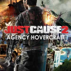 Acheter Just Cause 2 Agency Hovercraft Clé Cd Comparateur Prix