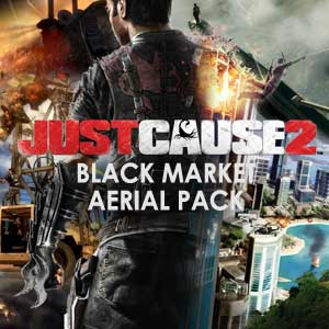 Acheter Just Cause 2 Black Market Aerial Pack Clé Cd Comparateur Prix