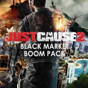 Acheter Just Cause 2 Black Market Boom Pack Clé Cd Comparateur Prix