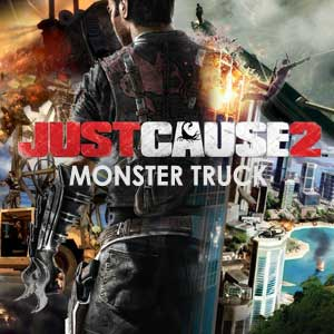 Acheter Just Cause 2 Monster Truck Clé Cd Comparateur Prix