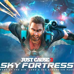 Acheter Just Cause 3 Sky Fortress Pack Clé Cd Comparateur Prix