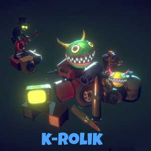 Acheter K-Rolik Clé Cd Comparateur Prix