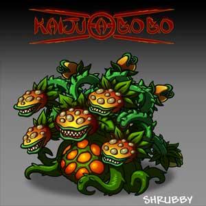 Kaiju-A-GoGo Plant Zombie Shrubby Skin