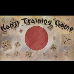Kanji Training Game