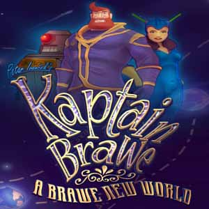 Acheter Kaptain Brawe A Brawe New World Clé Cd Comparateur Prix