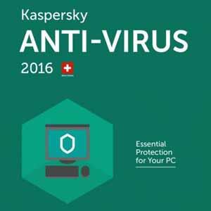 Acheter Kaspersky Anti Virus 2016 Clé Cd Comparateur Prix