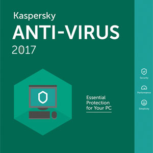 Acheter Kaspersky Antivirus 2017 Clé Cd Comparateur Prix