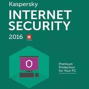 Acheter Kaspersky Internet Security 2016 Clé Cd Comparateur Prix