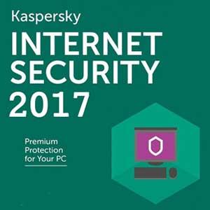 Acheter Kaspersky Internet Security 2017 Clé Cd Comparateur Prix