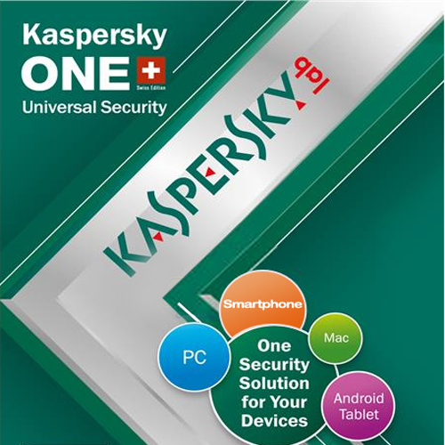 Acheter Kaspersky ONE Universal Security Cle Cd Comparateur Prix