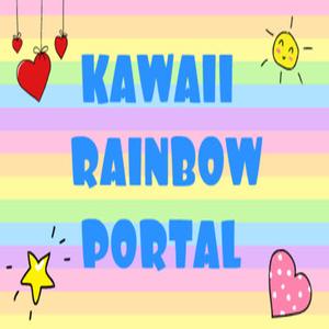 Kawaii Rainbow Portal