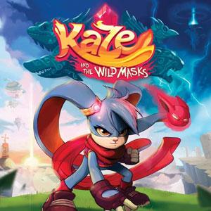 Acheter Kaze and the Wild Masks Nintendo Switch comparateur prix