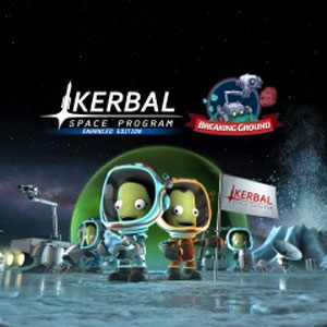 Acheter Kerbal Space Program Breaking Ground Expansion PS4 Comparateur Prix