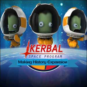 Acheter Kerbal Space Program Making History Clé CD Comparateur Prix